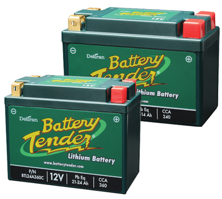Battery Tender Lithium Battery 480 CCA