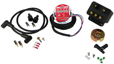 POWER HOUSE PLUS IGNITION MODULE FOR BIG TWIN & SPORTSTER