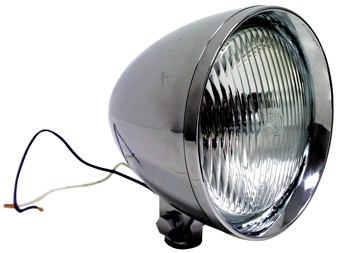 "V-FACTOR 5 3/4"" HEADLIGHT ASSEMBLY FOR CUSTOM USE"