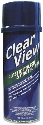 CLEARVIEW PLAST/GLASS POLISH