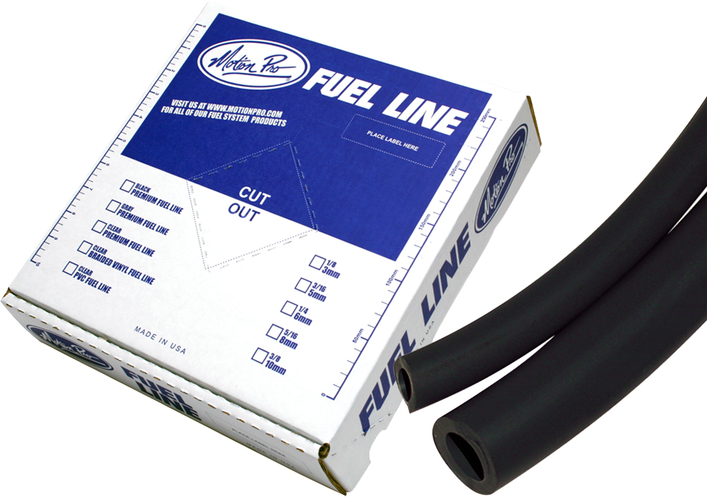 TYGON BLACK FUEL LINE 5/16