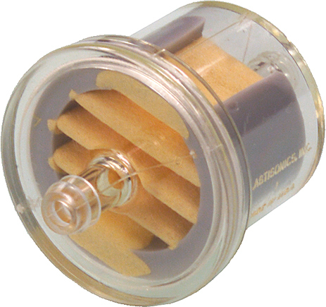 HIGH FLOW / HIGH CAPACITY FUEL FILTER 1/4-5/16
