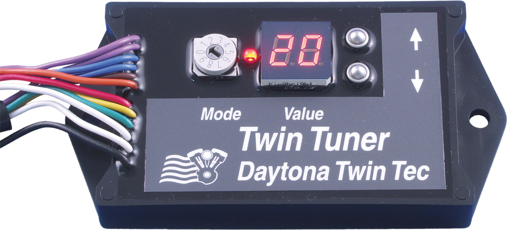 TWIN TEC TWIN TUNER DYNA/SOFTAIL CAN