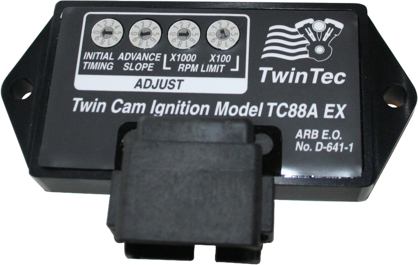 TC88A EX PLUG-IN IGNITION