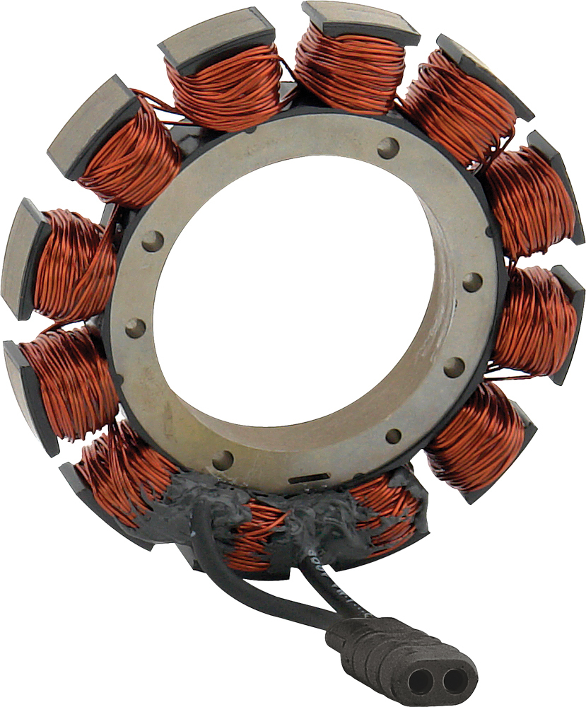 STATOR ASSY 32 AMP ALL BIG TWIN EVO EX EFI