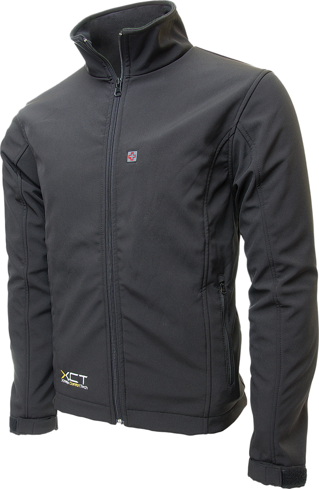 MEN S BATTERY POWERED HEATED JACKET M