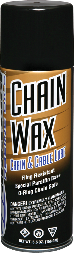 CHAIN WAX 5.5OZ