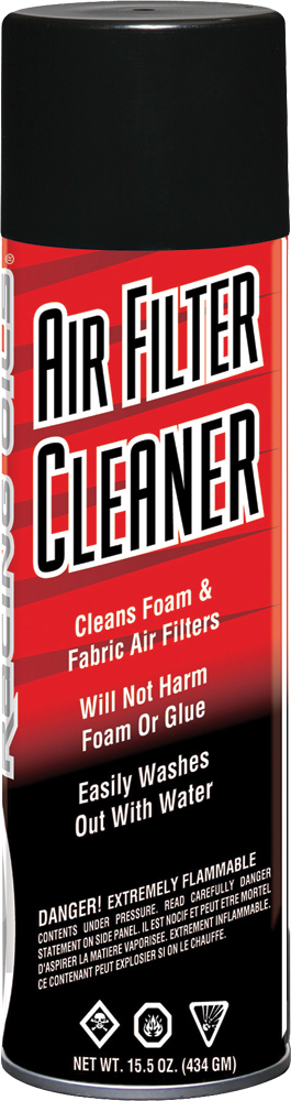 AIR FILTER CLEANER 15.5OZ