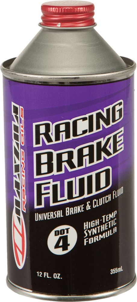 RACING BRAKE FLUID DOT 4 12 OZ