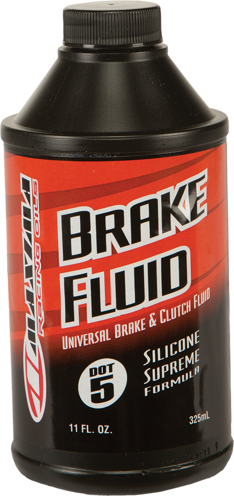 BRAKE FLUID DOT 5 11 OZ