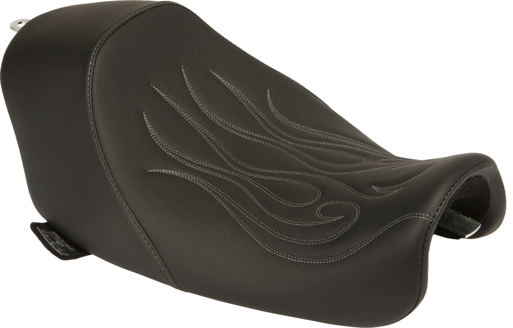 HIGHWAY SOLO SEAT (FLAME)