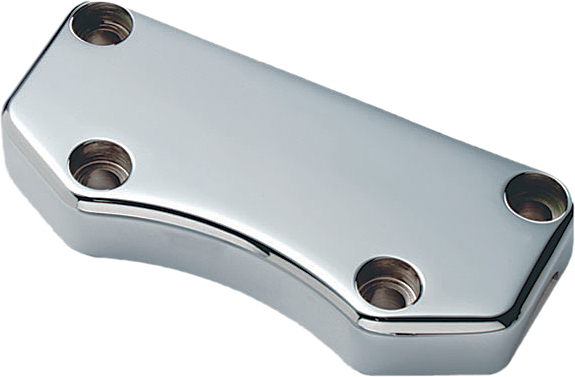 WILD 1 SMOOTH TOP CLAMP CHROME