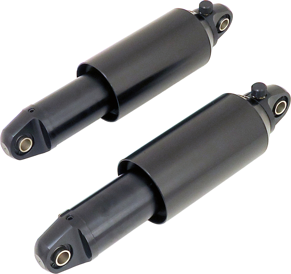 ADJUSTABLE AIR SHOCKS ALDAN SERIES BLACK 11.6