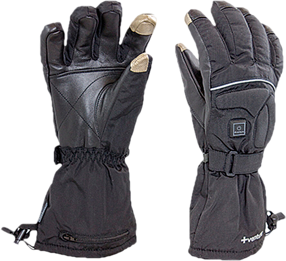 EPIC 2.0 BATTERY HEATED GLOVES BLACK L