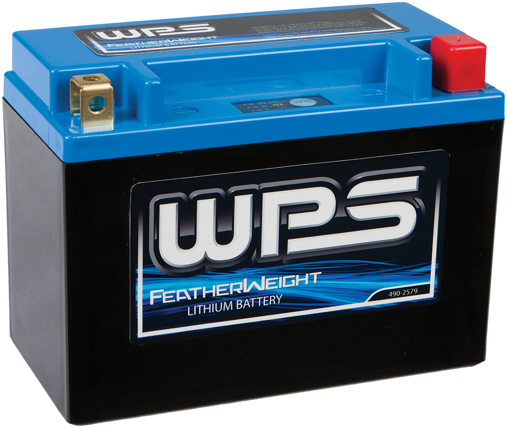 FEATHERWEIGHT LITHIUM BATTERY 120 CCA HJB7BL-FP-IL