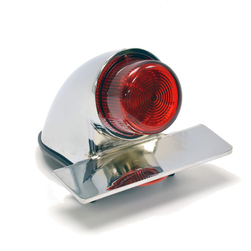 Sparto Classic Projected LED Taillight - Chrome