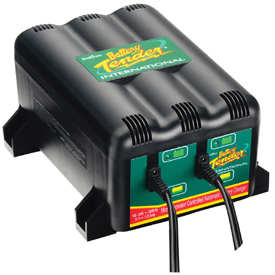 Deltran Battery Tender 2 Bank Charger