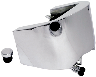 V-FACTOR OE STYLE OIL TANK FOR STOCK WIDTH SOFTAIL
