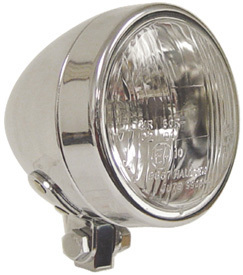 "V-FACTOR 3 1/2"" HEADLIGHT ASSEMBLY FOR CUSTOM USE"
