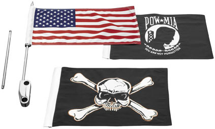 SIDE MOUNT FLAG KIT
