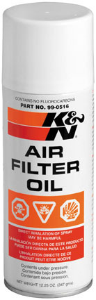 K&N AIR FILTER OIL 12OZ
