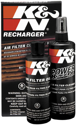 K&N RECHARGER KIT
