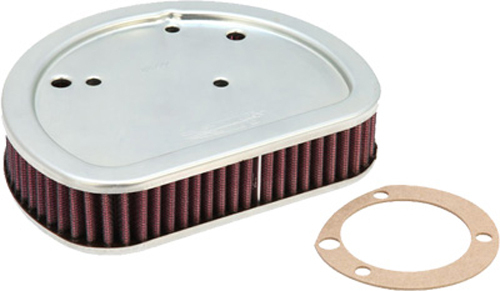 K & N AIR FILTER HD-1611 FLS 2012-2017/FXS 2011-2013FLSTSB  2008-2011/FXDB 13-17