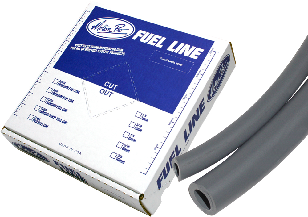 TYGON GREY FUEL LINE 1/4
