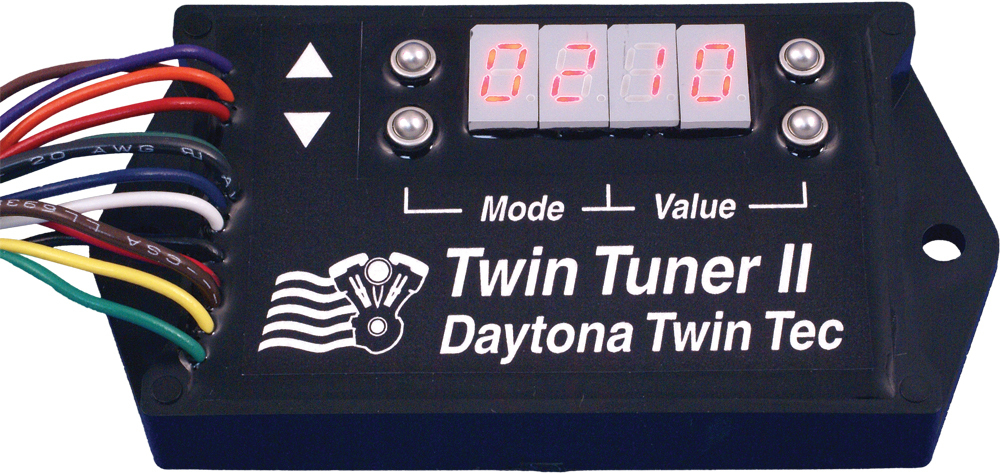 TWIN TEC TWIN TUNER II DYNA/SOFTAIL CAN