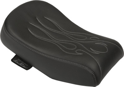 PUSH-UP PILLION SEAT (FLAME)