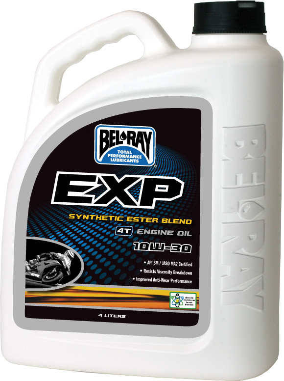 EXP SYNTHETIC ESTER BLEND 4T ENGINE OIL 10W-30 4L