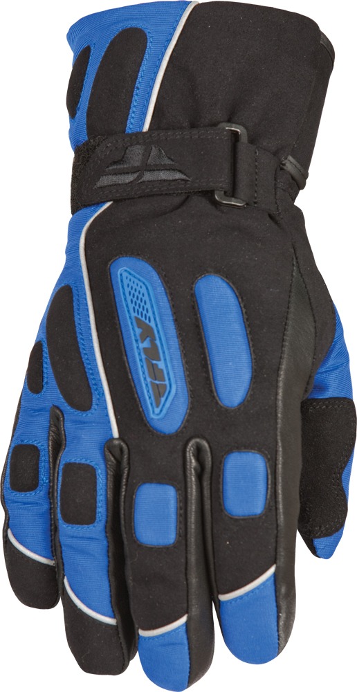 TERRA TREK GLOVE BLUE/BLACK X