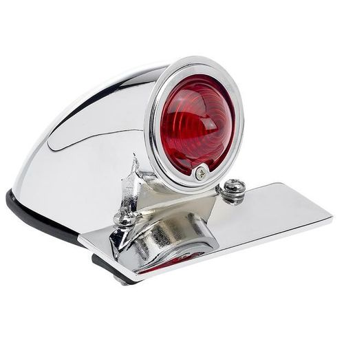 Chrome Sparto Classic Style Taillight