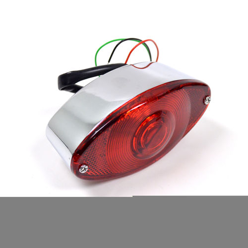 Mini Retro Cateye Taillight - LED Type