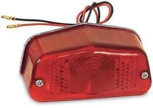 Replacement Lens for EMGO Small Lucas-Style Taillight