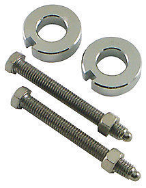 REAR CHAIN & AXLE ADJUSTER KITS FOR SOFTAIL 00-07