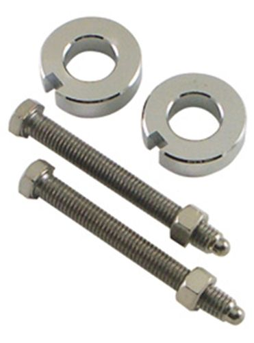 MU75825 REAR CHAIN & AXLE ADJUSTER KIT FOR SOFTAIL 41694-08